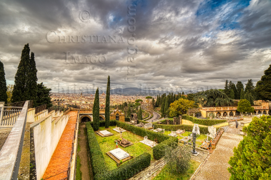 San Miniato Abbey in Florence